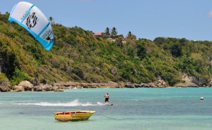 kitesurf-guadeloupe-salines-beach