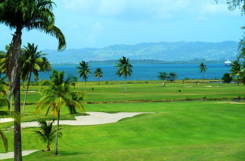 Golf les trois ilets Martinique