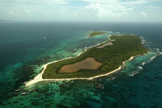Petite terre natural reserve