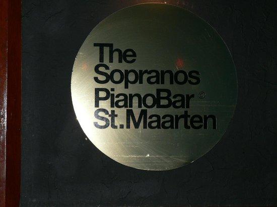soprano piano bar