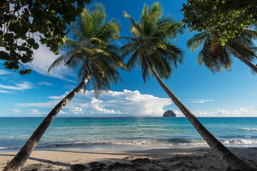 martinique one of the most beautiful French Caribbean islands